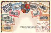 stp001056 - Romania Postcard Post Card