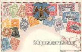 stp001057 - Correos, Mexico Postcard Post Card