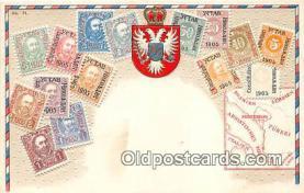stp001068 - Turkei Postcard Post Card