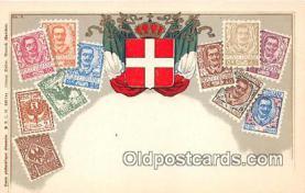 stp001070 - Italy Postcard Post Card