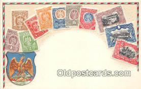 stp001078 - Correos, Mexico Postcard Post Card