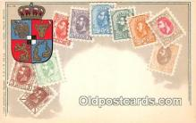 stp001081 - Romania Postcard Post Card