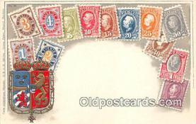 stp001085 - Sweeden Postcard Post Card