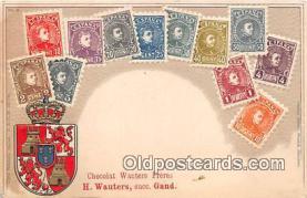 stp001090 - Espana Postcard Post Card
