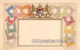 stp001093 - Ger Africa Bayern Postcard Post Card