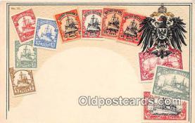 stp001094 - Ger Africa Postcard Post Card