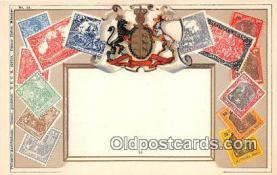 stp001096 - Ger Africa Postcard Post Card