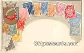 stp001100 - Postcard Post Card
