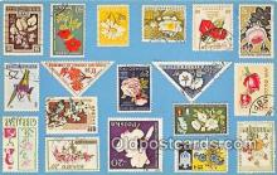 stp001182 - Flowers  Postcard Post Card