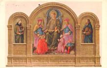 sub000097 - Fra Filippo Lippi, St. Lawrence Enthroned with Saints and Honors