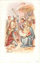 sub000113 - The Nativity, Private Mailing Card (1898-1901)