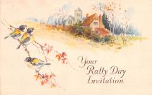 sub000145 - Your Rally Day Invitation