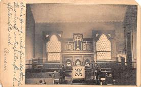 sub000159 - Interior of a church