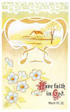 sub000173 - Have faith in God. Mark XI:22