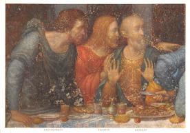 sub000199 - The Last Supper, Bartolomeus, Jacobus, Andreas