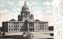 sub000385 - State House, Providence, Rhode Island