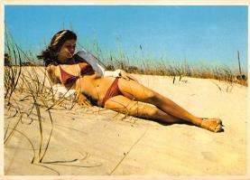 sub000603 - Sunning on a Florida Beach