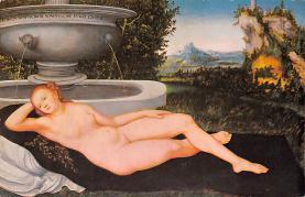 sub000639 - Quellnymphe, um 1515 von Lucas Cranach