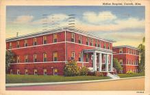 sub000665 - McRae Hospital, Corinth, MS, USA