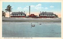 sub000669 - State Hospital From Water Front, Cambridge, MD, USA