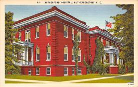 sub000671 - Rutherford Hospital, Rutherfordton, NC, USA