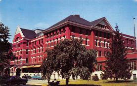 sub000673 - Main Building of the Michigan Veterans Facility Hospital, USA