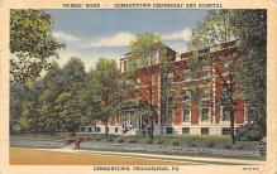 sub000679 - Nurses' Home - Germantown Dispensary and Hospital