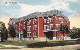 sub000691 - City Hospital, Ogdensburg, NY, USA