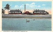 sub000725 - State Hospital From Water Front, Cambridge, MD, USA