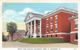 sub000729 - Brigth Look Hospital and Nurses' Home, St. Johnsbury, VT, USA