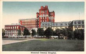 sub000743 - Montreal General Hospital