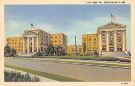sub000749 - City Hospital, Indianapolis, IN, USA