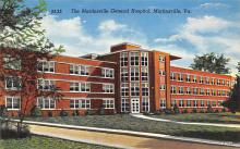 sub000759 - The Martinsville General Hospital, Martinsville, VA, USA