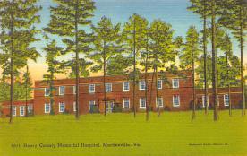 sub000797 - Henry County Memorail Hospital, Martinsville, VA, USA