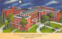 sub000803 - Night-Time Scene - North Caroline Baptist Hospital
