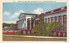 sub000807 - School of Medicine, University of VA.,