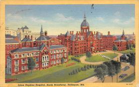 sub000827 - Johns Hopkins Hospital, North Broadway