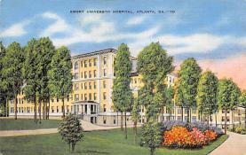 sub000835 - Emory University Hospital, Atlanta, GA, USA