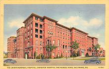 sub000851 - The Union Memorial Hospital, Johnston Hospital and Nurses Home