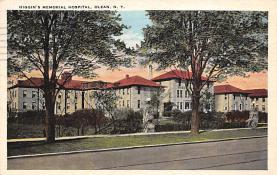 sub000877 - Higgin's Memorial Hospital, Olean, NY, USA