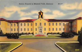 sub000883 - Station Hospital at Maxwell Field, AL, USA