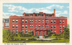 sub000885 - Barre City Hospital, Barre, VT, USA