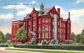 sub000897 - St. Francis Hospital, Kewanne, IL, USA