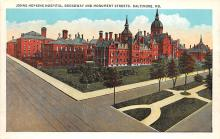 sub000899 - Johns Hopkins Hospital, Broadway and Monument Street
