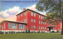 sub000901 - Patton Memorial Hospital, Hendersonville, NC, USA
