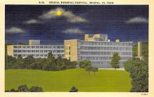 sub000909 - Bristol Memorial Hospital, Bristol, Va.-Tenn, USA