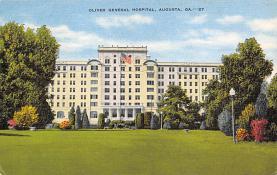 sub000919 - Oliver General Hospital, Augusta, GA, USA
