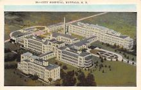 sub000927 - City Hospital, Buffalo, NY, USA
