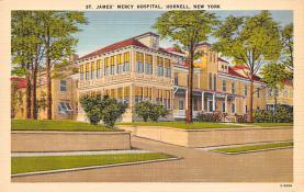 sub000931 - St. James' Mercy Hospital, Hornell, NY, USA