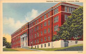 sub000933 - Lawrence General Hospital, Lawrence, MA, USA
